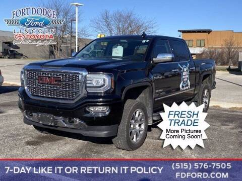 2016 GMC Sierra 1500 for sale at Fort Dodge Ford Lincoln Toyota in Fort Dodge IA