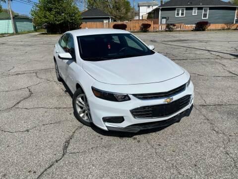 2017 Chevrolet Malibu for sale at Some Auto Sales in Hammond IN