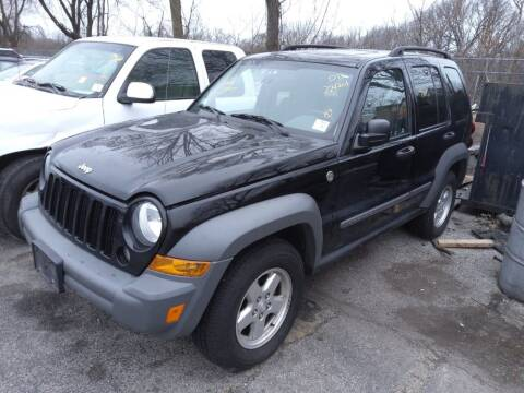2005 Jeep Liberty for sale at Valpo Motors Inc. in Valparaiso IN