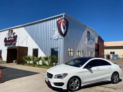 2014 Mercedes-Benz CLA for sale at Barrett Auto Gallery in San Juan TX