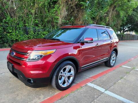 2014 Ford Explorer for sale at DFW Autohaus in Dallas TX