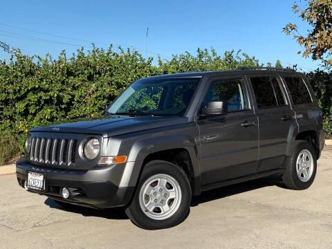 2013 Jeep Patriot for sale at Auto Hub, Inc. in Anaheim CA