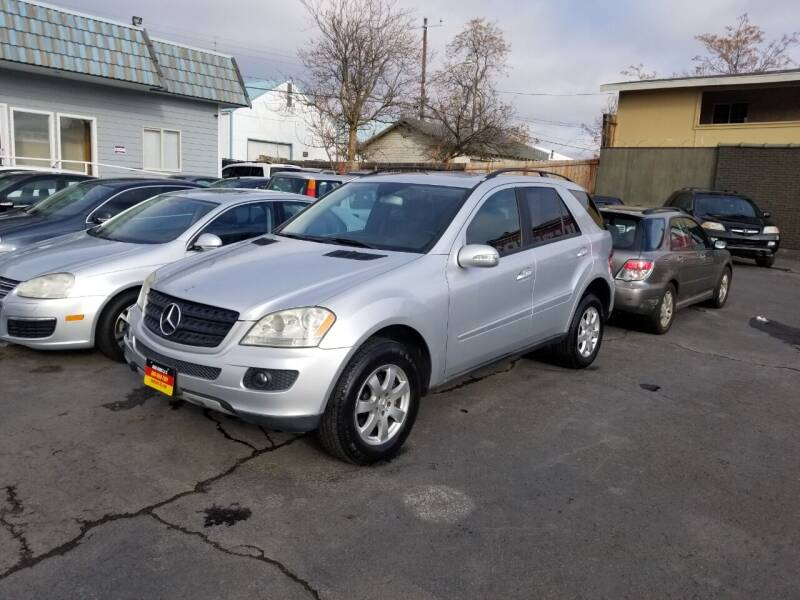 2006 Mercedes-Benz M-Class for sale at Cool Cars LLC in Spokane WA