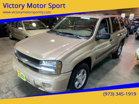 2004 Chevrolet TrailBlazer for sale at Victory Motor Sport in Paterson NJ