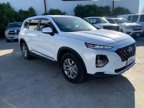 2020 Hyundai Santa Fe for sale at Best Buy Quality Cars in Bellflower CA