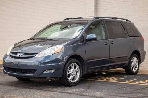 2006 Toyota Sienna for sale at Carland Auto Sales INC. in Portsmouth VA