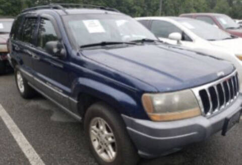 2002 Jeep Grand Cherokee for sale at CARZLOT in Portsmouth VA
