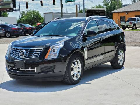 2013 Cadillac SRX for sale at PRIME AUTO SALES in Indianapolis IN