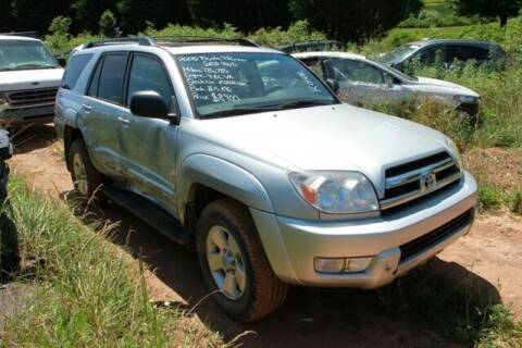 2005 Toyota 4Runner for sale at East Coast Auto Source Inc. in Bedford VA