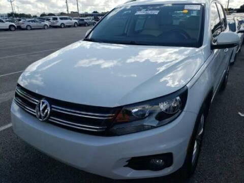 2015 Volkswagen Tiguan for sale at Autohaus in Royal Oak MI