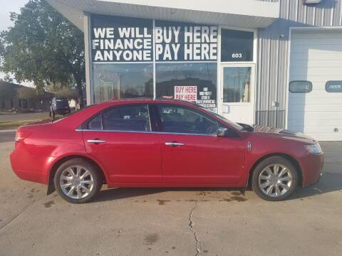 2011 Lincoln MKZ for sale at STERLING MOTORS in Watertown SD