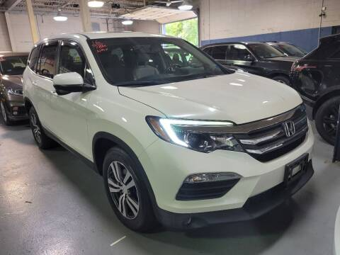 2016 Honda Pilot for sale at AW Auto & Truck Wholesalers  Inc. in Hasbrouck Heights NJ
