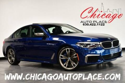 2020 BMW 5 Series for sale at Chicago Auto Place in Bensenville IL