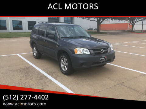 2006 Mazda Tribute for sale at ACL MOTORS in Austin TX