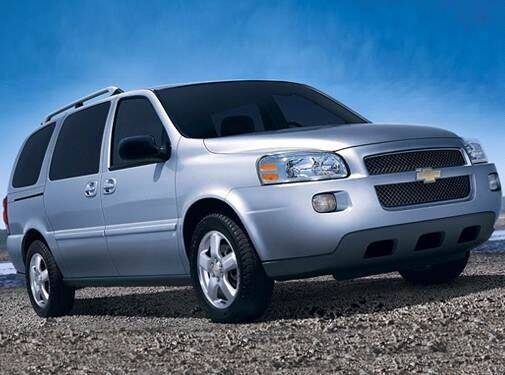 2005 Chevrolet Uplander for sale at MIRA AUTO SALES in Cincinnati OH