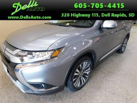 2020 Mitsubishi Outlander for sale at Dells Auto in Dell Rapids SD