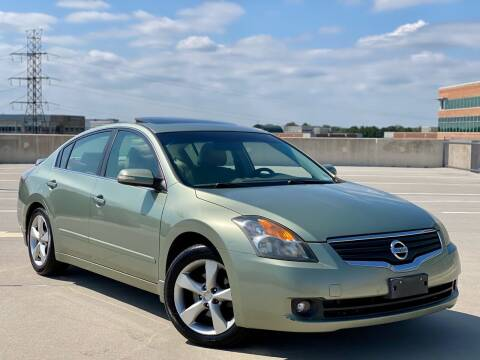 2007 Nissan Altima for sale at Car Match in Temple Hills MD