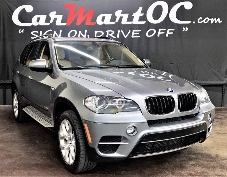 2011 BMW X5 for sale at CarMart OC in Costa Mesa CA