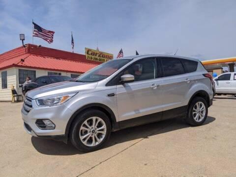 2019 Ford Escape for sale at CarZoneUSA in West Monroe LA