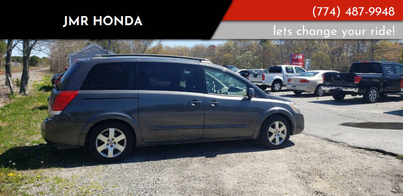 2004 Nissan Quest for sale in Hyannis, MA