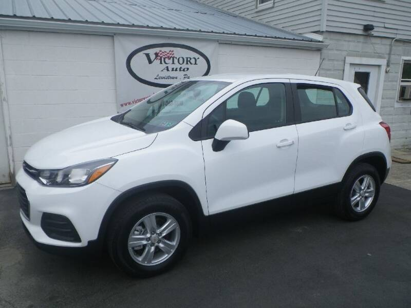 2018 Chevrolet Trax for sale at VICTORY AUTO in Lewistown PA