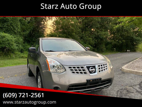 2008 Nissan Rogue for sale at Starz Auto Group in Delran NJ