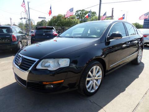 2010 Volkswagen Passat for sale at West End Motors Inc in Houston TX