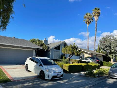 2014 Toyota Prius for sale at Blue Eagle Motors in Fremont CA
