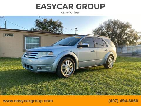 2008 Ford Taurus X for sale at EASYCAR GROUP in Orlando FL