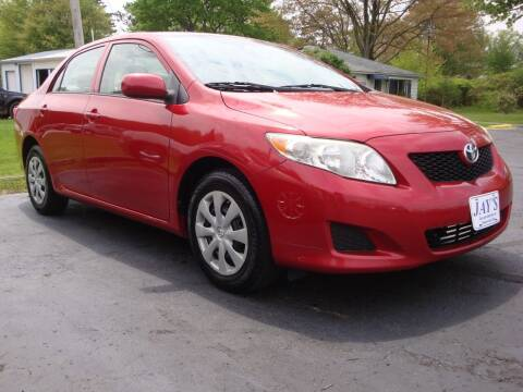 2009 Toyota Corolla for sale at Jay's Auto Sales Inc in Wadsworth OH