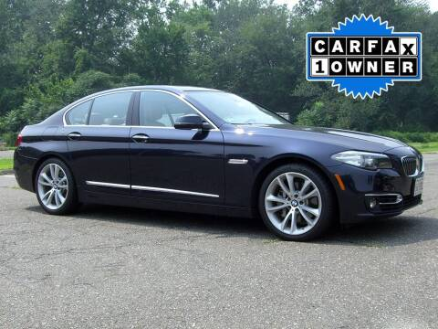 2016 BMW 5 Series for sale at Atlantic Car Company in East Windsor CT