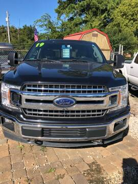 2019 Ford F-150 for sale at Mega Cars of Greenville in Greenville SC