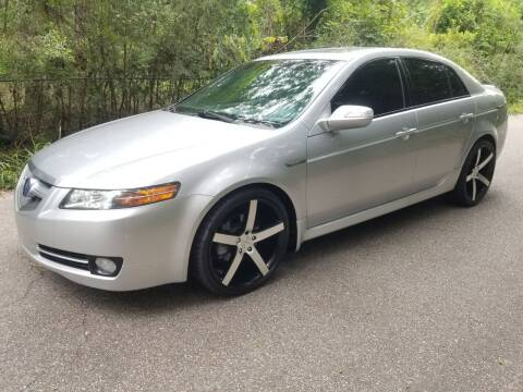 2008 Acura TL for sale at J & J Auto Brokers in Slidell LA