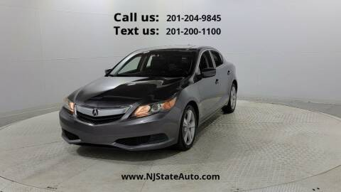 2015 Acura ILX for sale at NJ State Auto Used Cars in Jersey City NJ