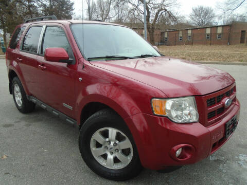 2008 Ford Escape for sale at Sunshine Auto Sales in Kansas City MO