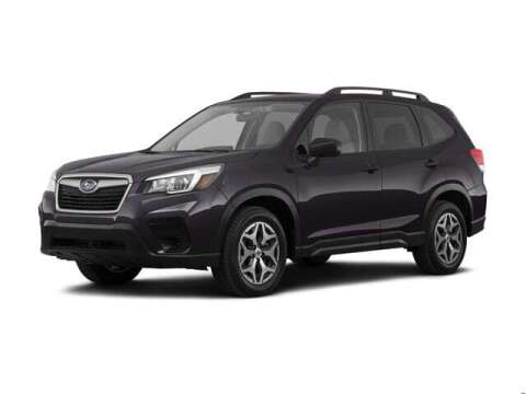 2019 Subaru Forester for sale at BELKNAP SUBARU in Tilton NH