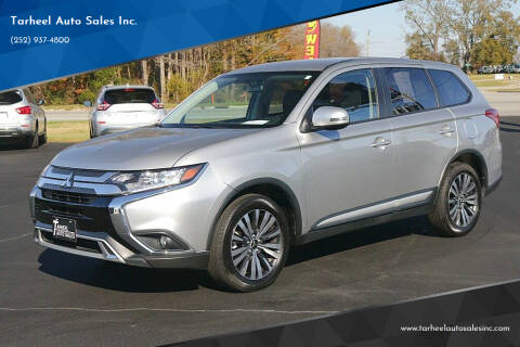 2019 Mitsubishi Outlander for sale at Tarheel Auto Sales Inc. in Rocky Mount NC