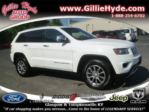 2014 Jeep Grand Cherokee for sale at Gillie Hyde Auto Group in Glasgow KY