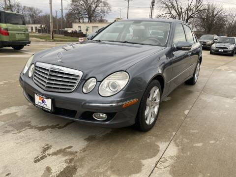 2008 Mercedes-Benz E-Class for sale at EURO MOTORS AUTO DEALER INC in Champaign IL