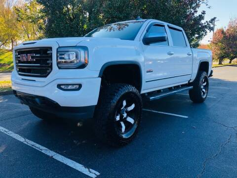 2016 GMC Sierra 1500 for sale at DUNCAN AUTO SALES, INC in Cartersville GA