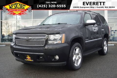 2012 Chevrolet Tahoe for sale at West Coast Auto Works in Edmonds WA