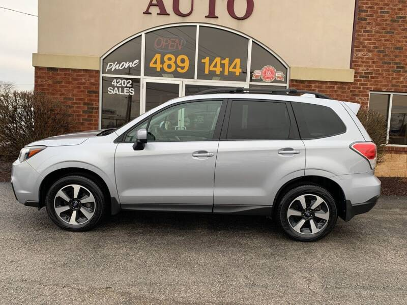2018 Subaru Forester for sale at Professional Auto Sales & Service in Fort Wayne IN