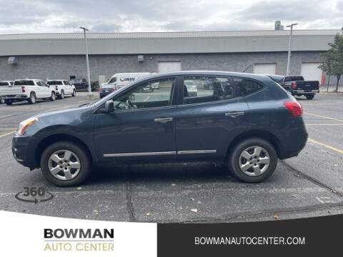 2013 Nissan Rogue for sale at Bowman Auto Center in Clarkston MI