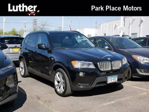 2014 BMW X3 for sale at Park Place Motor Cars in Rochester MN