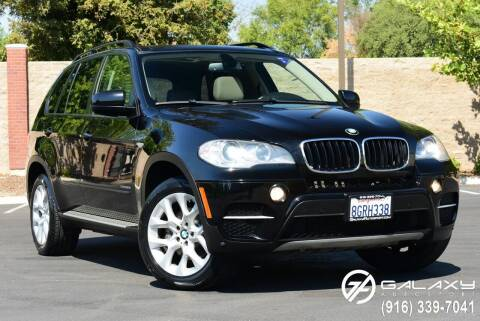 2012 BMW X5 for sale at Galaxy Autosport in Sacramento CA