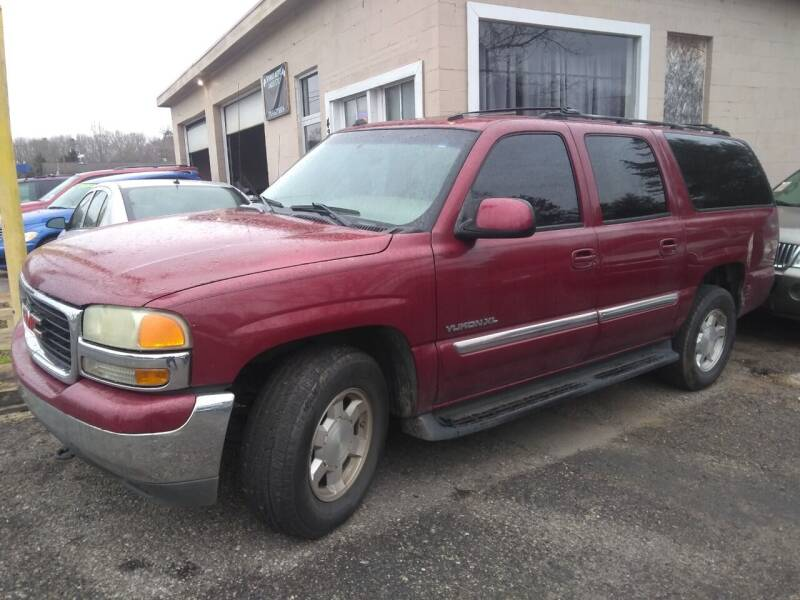2004 GMC Yukon XL for sale at Sparks Auto Sales Etc in Alexis NC