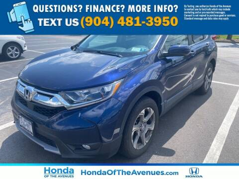 2019 Honda CR-V for sale at Honda of The Avenues in Jacksonville FL