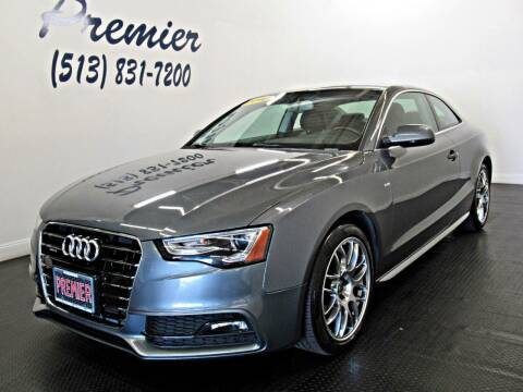 2016 Audi A5 for sale at Premier Automotive Group in Milford OH
