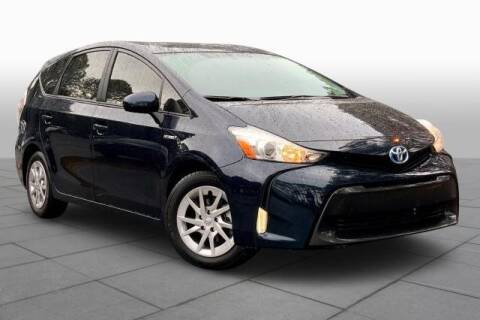 2017 Toyota Prius v for sale at CU Carfinders in Norcross GA
