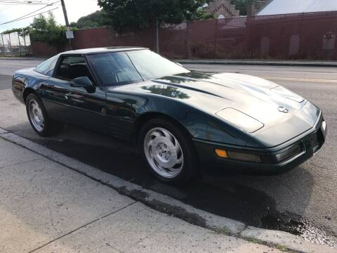 1993 Chevrolet Corvette for sale at Deleon Mich Auto Sales in Yonkers NY